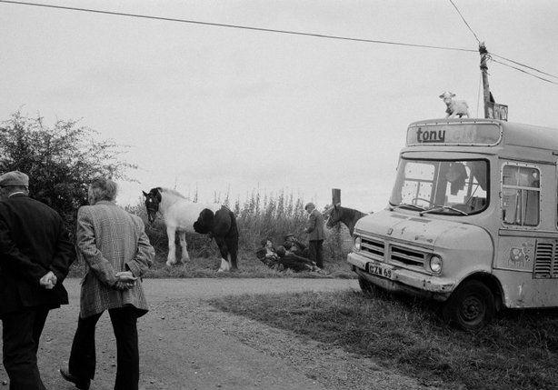 COUNTY CAVAN, Ireland—Muff Fair, 1983. © Martin Parr / Magnum Photos