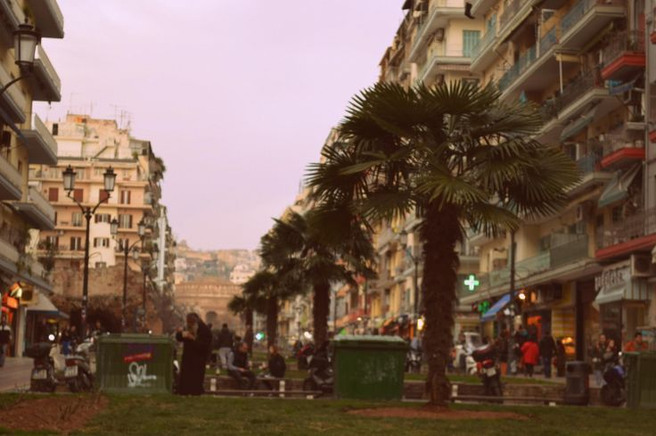 Navarinou Plaza,Thessaloniki