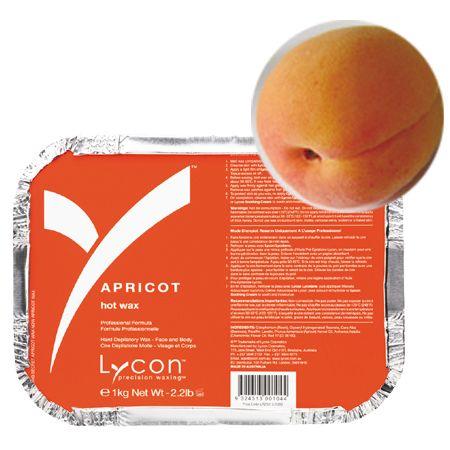 クリアなオレンジ色が美しい、アプリコットの香りのワックスです。  肌に塗布した際に毛の巻き込み具合が透けて見えるので、初心者でも扱いやすいのが特徴です。  酸化チタン不配合のため、比較的粘土が低くさらっとしたテクスチャーです。  「ホームワックスキット」のマグカップの中身でもありますので、リピート購入の際はこちらがお勧めです。