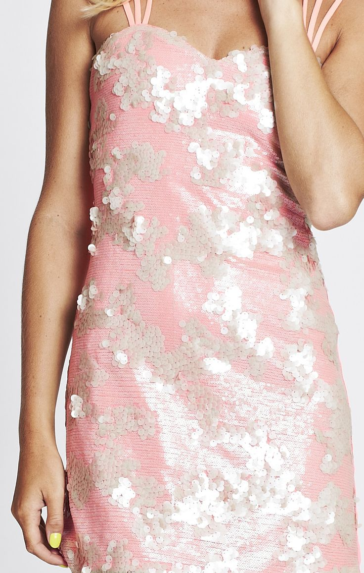 Want to stand out in the crowd? This #dress is perfect for a #night out! Available now at #Vivid. For more information -   http://on.fb.me/1bYpbsO or email us at info@vividwear.com.au