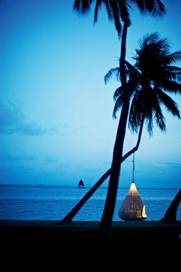 Dedon abre resort em ilha no Pacífico - CASA VOGUE   Lazer