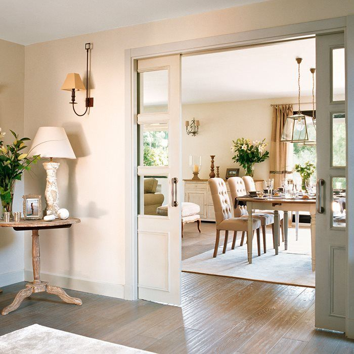M s de 1000 ideas sobre puertas interiores francesas en for Puertas acristaladas interior