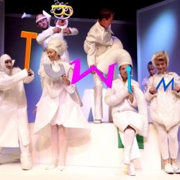 Teatr Animacji zaprasza w niedzielę (29 września) na spektakl PAN MALUŚKIEWICZ I SPÓŁKA.