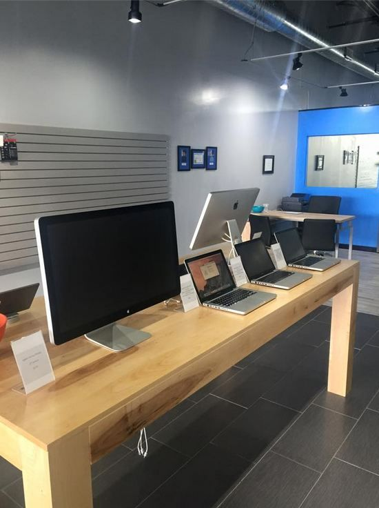 From the technicians formerly known as AppleShark, iTechshark is a stylish Apple boutique retail store. We're not a franchise - this means you won't be buried underneath mountains of red tape when you want to do something a little differently. We believe in a common sense approach to helping our customers.