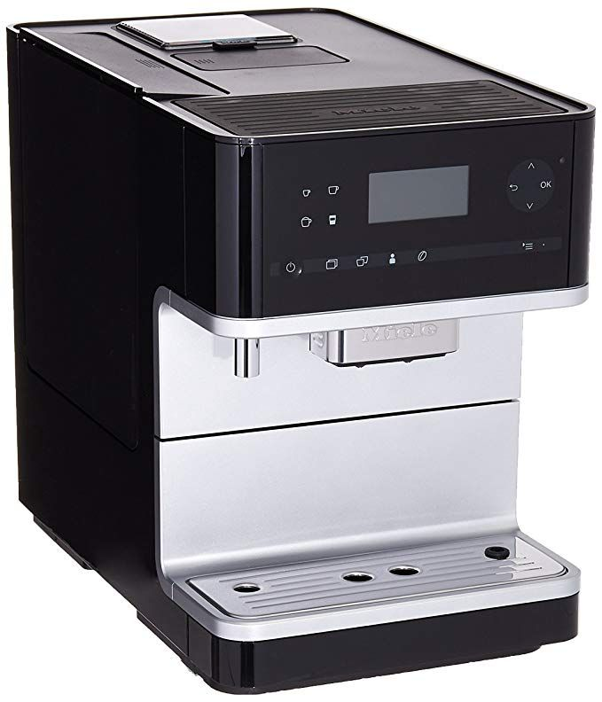 Miele Cm6350 Countertop Coffee Machine Obsidian Black Review