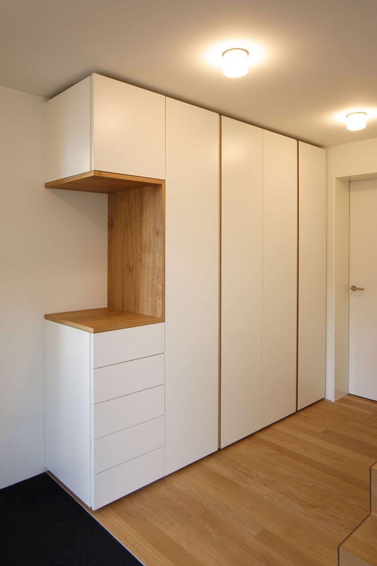 die besten 25 einbauschrank ideen auf pinterest die dir. Black Bedroom Furniture Sets. Home Design Ideas