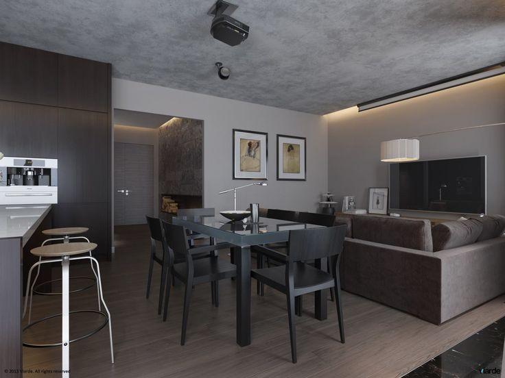 50 Shades of Grey: Interior Design