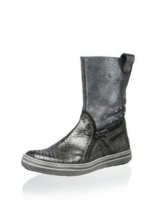 68% OFF Romagnoli Kid's Casual Boot (Black)