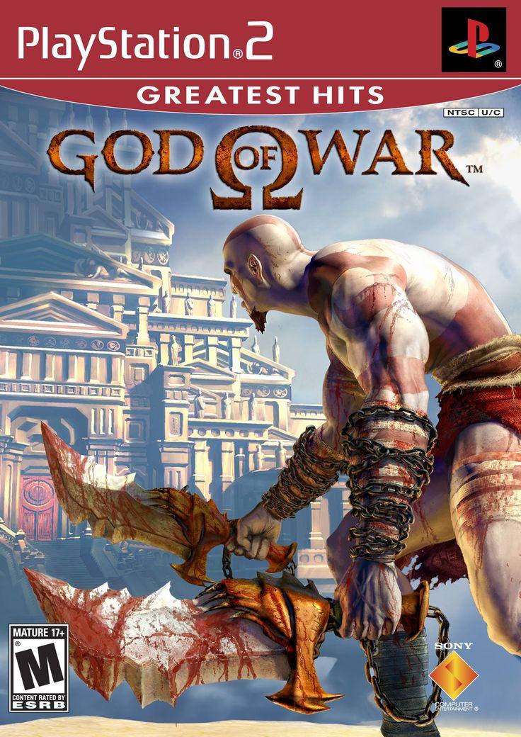 Amazon.com: God of War - PlayStation 2: Artist Not Provided: Video Games