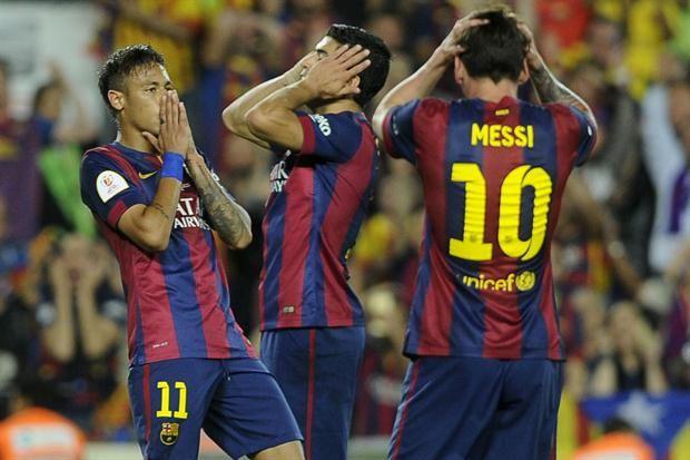 Los memes, las tapas y las fotos más curiosas de otro título de Barcelona con golazo de Messi - Lionel Messi - canchallena.com
