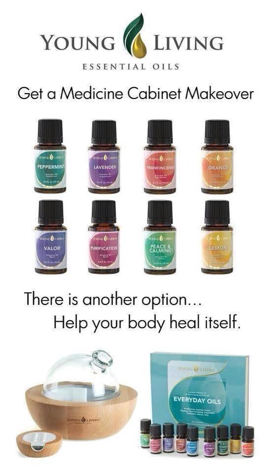 Makeover Essentials Makeup Reviews: Makeover Your Medicine Cabinet :) Www.oilsforeverything