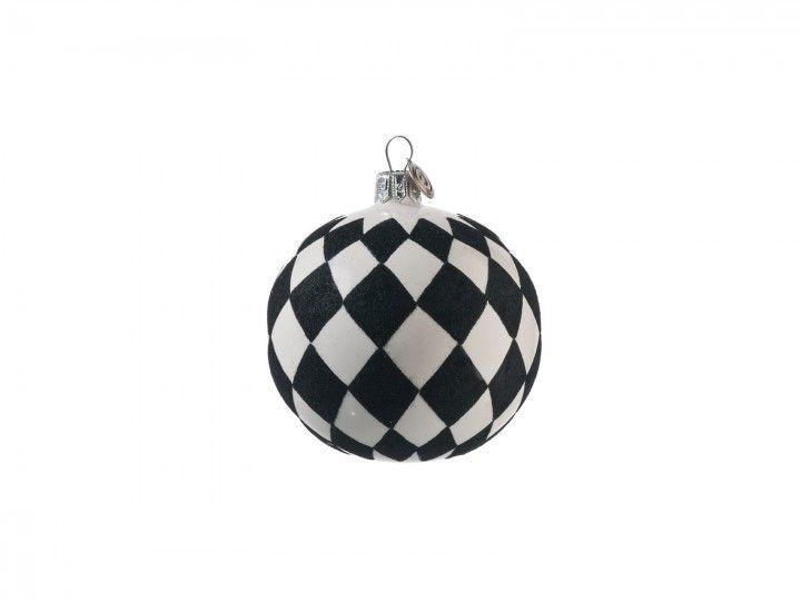 christbaumkugeln schwarz weiß - Google Search