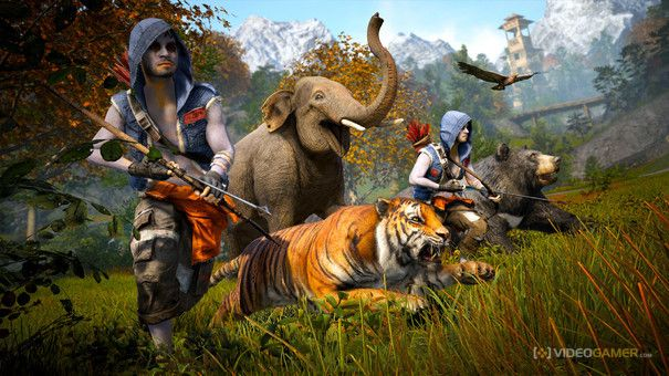 Far Cry 4 Game Preview