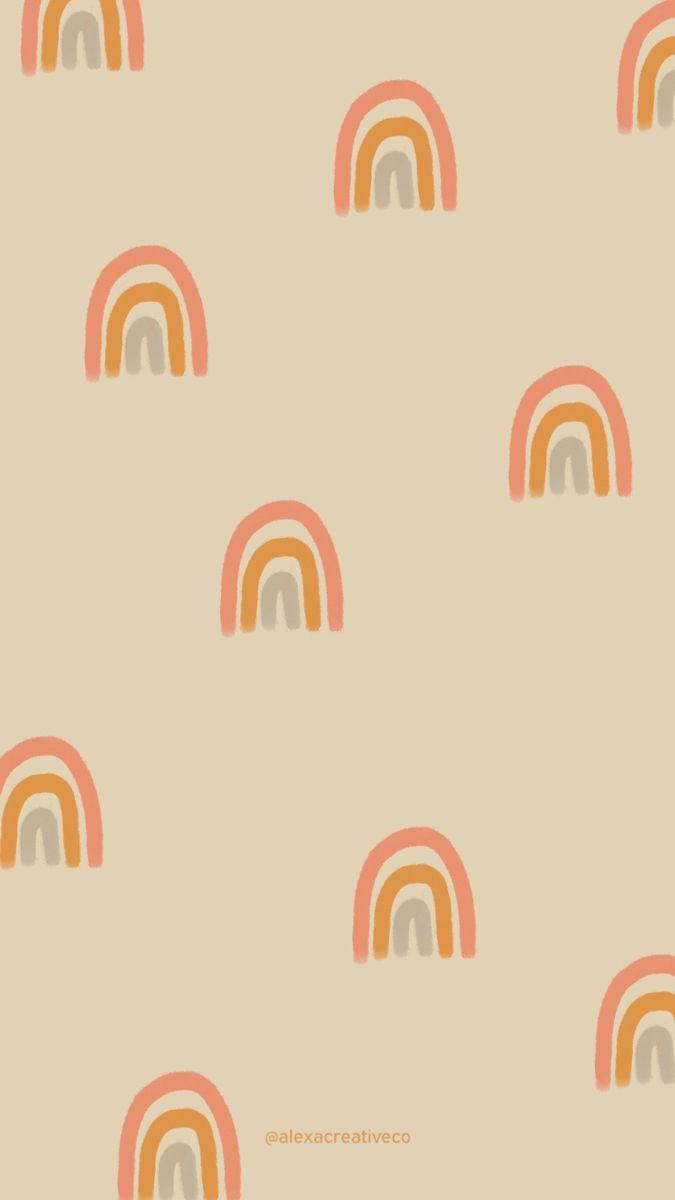 Alexacreativeco On Insta For More Wallpaper Iphone Boho Rainbow Wallpaper Iphone Cute Fall Wallpaper