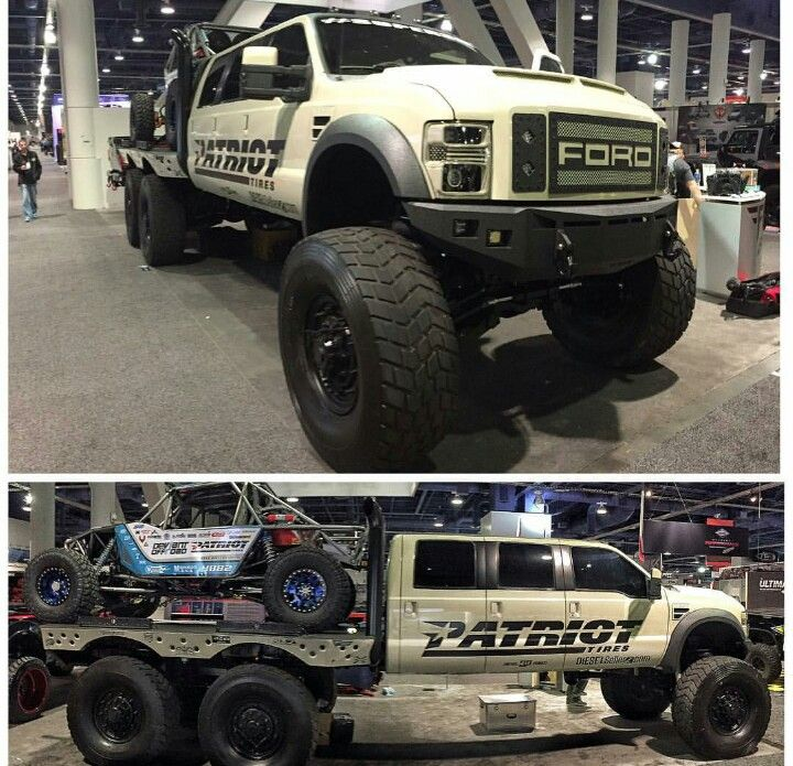 6x6 Ford Truck Conversions – Jerusalem House