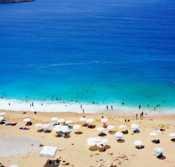 Kaputas Beach, Antalya, Turkey
