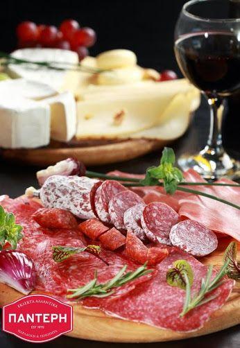 Εκλεκτά αλλαντικά και νόστιμα τυριά...τι άλλο να ζητήσει ένας γαστρονόμος; #allantika #monday http://www.paderis.gr