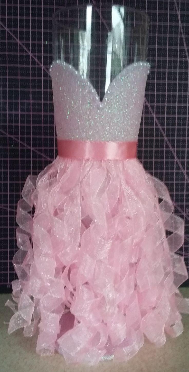 DIY Wedding decoration - Glitterd wine glasses - The Bridesmaid No1                                                                                                                                                                                 More