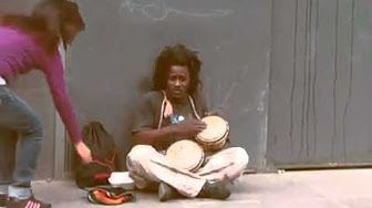 Stand by me - Amazing street singer - YouTube