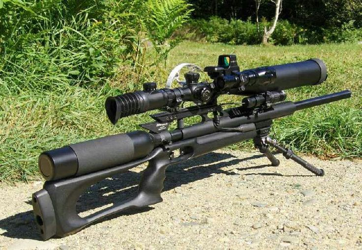 139 Best Pcp Air Rifles Images On Pinterest: Tricked Out Airforce Air Rifle.