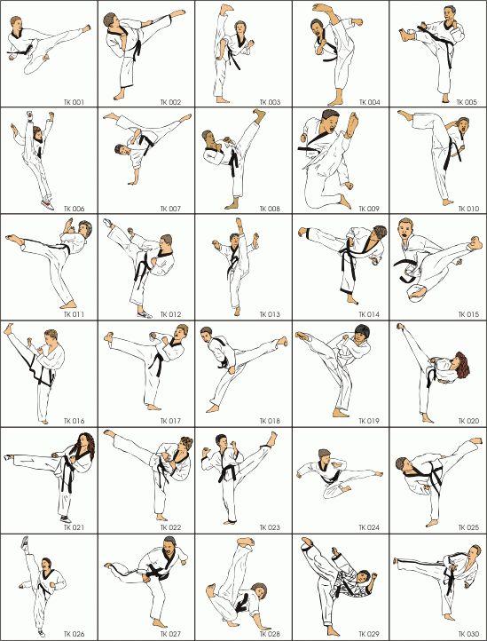 Taekwondo 태권도