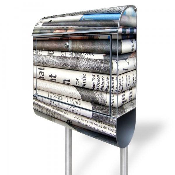 die besten 17 ideen zu briefkasten freistehend auf pinterest briefk sten zaunpfosten beton. Black Bedroom Furniture Sets. Home Design Ideas