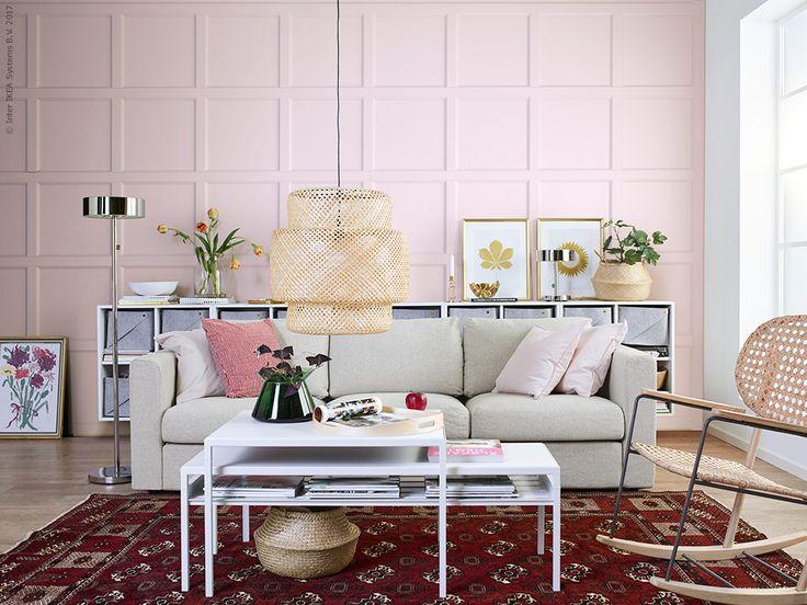 DIY – uppdaterad arbetsyta | IKEA Livet Hemma – inspirerande inredning för hemmet