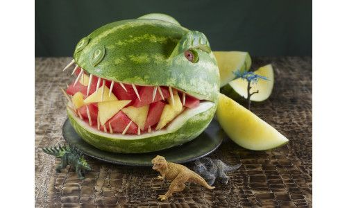 18 Scary-Good Dinosaur Foods Perfect for a Summer Dino Bash: Party like it's 1999 (million years ago)