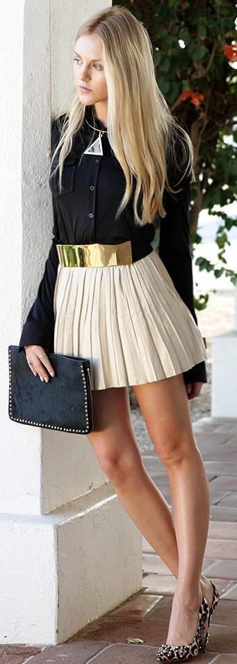 style ♥✤   Keep the Glamour   BeStayBeautiful