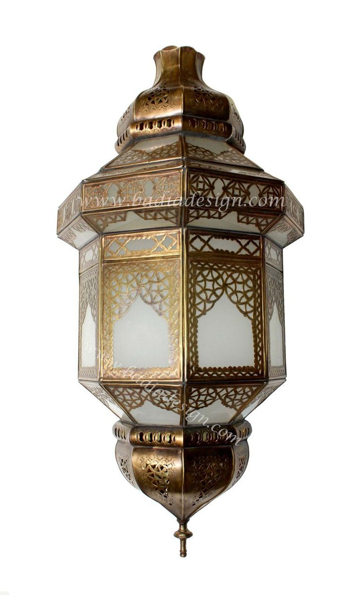 Mediterranean living room los angeles by badia design inc - Tall Brass Wall Sconce With White Glass Wl172