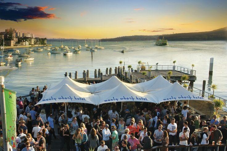 Sydney's Best Waterside Beer Gardens