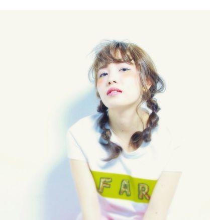 アクティブガーリー   香芝・高田・八木・桜井の美容室 X-ARTS JAPANのヘアスタイル   Rasysa(らしさ)