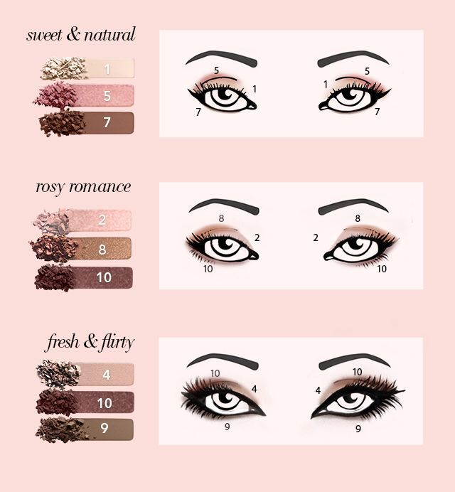 Best Ideas For Makeup Tutorials    Picture    Description  ELF rose gold eyeshadow palette    - #Makeup https://glamfashion.net/beauty/make-up/best-ideas-for-makeup-tutorials-elf-rose-gold-eyeshadow-palette-2/