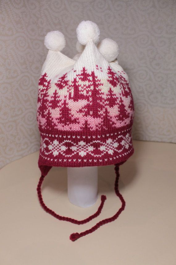 SALE Wonderful hand-made winter hats by LanaNere on Etsy