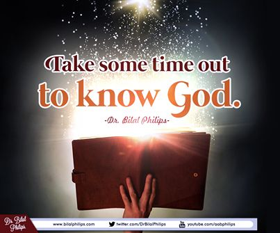 For belief about God to be correct, it must be based on correct knowledge. If it is based on emotion, tradition or corrupted scripture, it is likely to be incorrect. So, you owe it to yourself to take some time out to know God. Put your emotions and your traditions aside and confirm that your scripture is truly from the Prophets of God. Dr Bilal