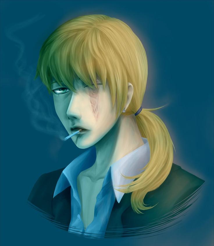 Dick portrait by Noroky.deviantart.com