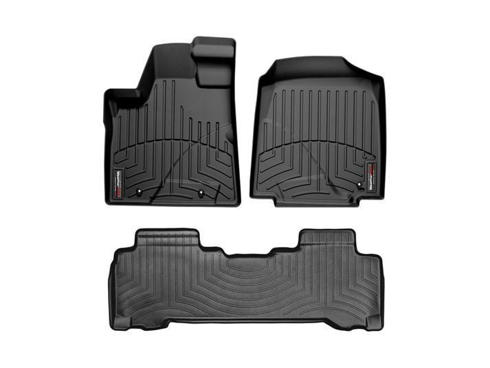 2006 Honda Pilot | WeatherTech FloorLiner custom fit car floor protection from mud, water, sand and salt. | WeatherTech.com