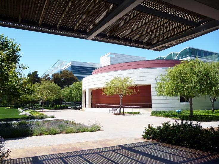 EA campus.