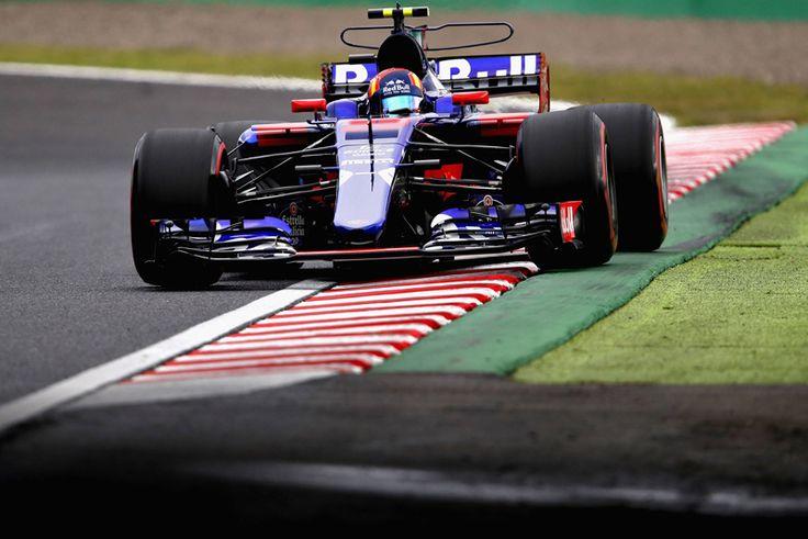 トロ・ロッソ:F1日本グランプリ 予選レポート  [F1 / Formula 1]