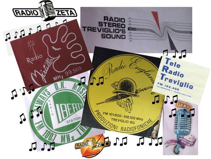 ♫ ♪ ♫ ♫ ♪ ♫...TREVIGLIO AMARCORD  : le radio libere........♫ ♪… ..♫ ♪ ♫ ♫ ♪ ♫