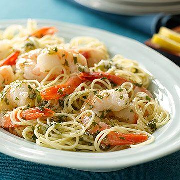 Shrimp Scampi - FamilyCircle.com