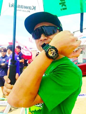 G-Shock Kawasaki Racing Team Motocross Championship-1