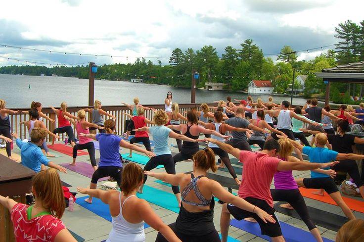 yoga flow- Kee to Bala