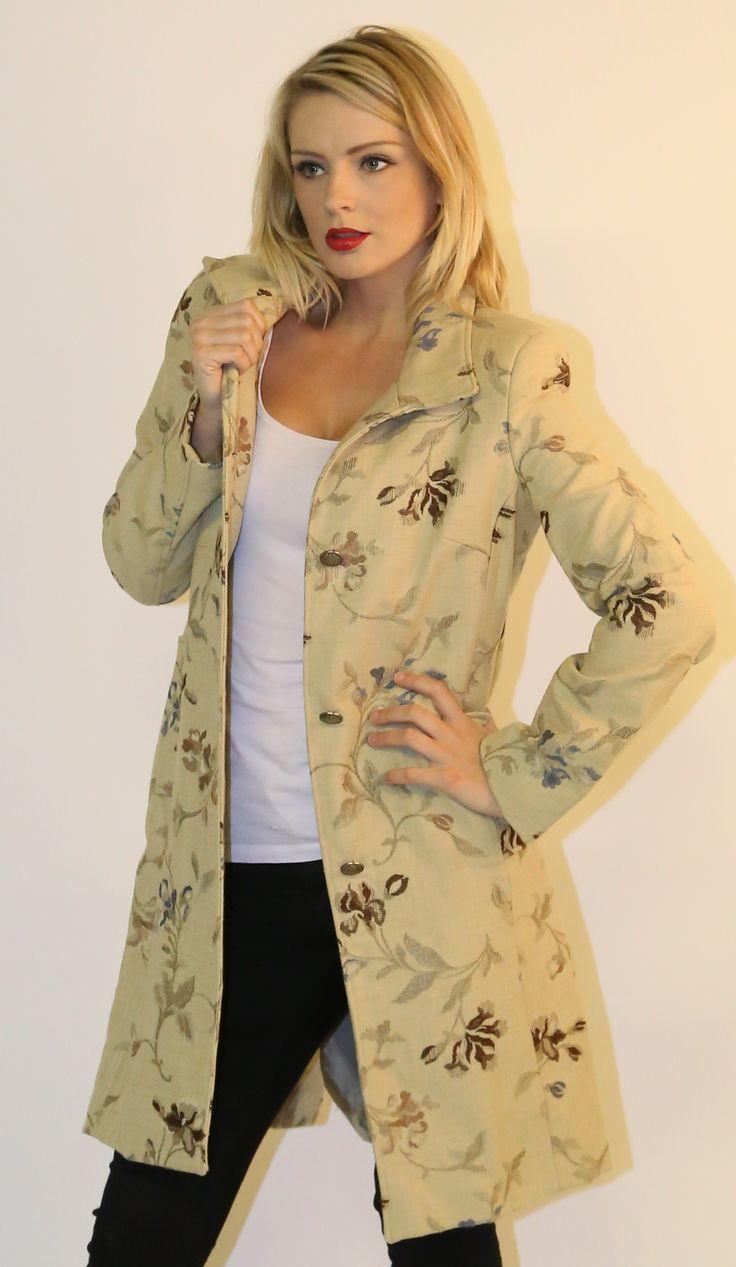 Made to order customer designed coat