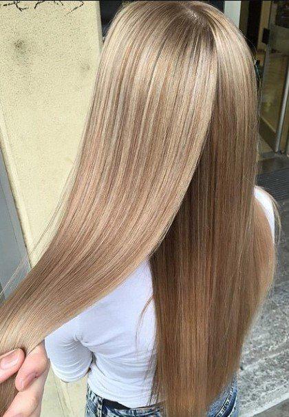 Οι νέες τάσεις στα χρώματα μαλλιών για την άνοιξη-καλοκαίρι 2018!  4ff4e49a83f