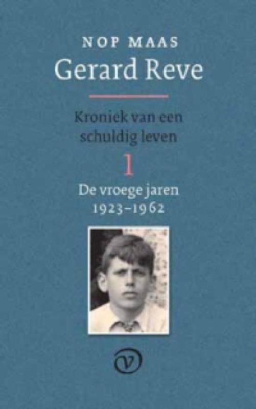 Gerard Reve - Kroniek van een schuldig leven 1 (De vroege jaren: 1923-1962)  Op 30 oktober verschijnt het eerste deel van de imposante driedelige biografie van Nop Maas over Gerard Reve. Iedereen die geïnteresseerd is in leven en werk van Gerard Reve of die daarover wil publiceren zal vanaf nu niet anders kunnen dan te rade gaan bij deze kroniek van een schuldig leven'. Gerard Reve (1923-2006) was een van de grootste Nederlandse schrijvers van de twintigste eeuw. Met zijn debuut De avonden…