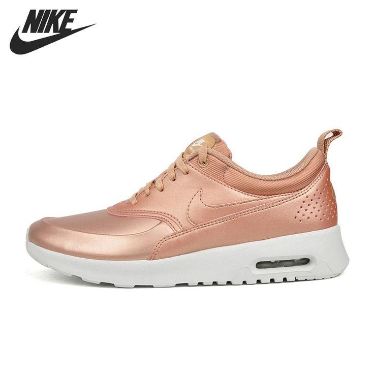 Asli baru kedatangan nike w thea se nike air max wanita menjalankan sepatu sneakers