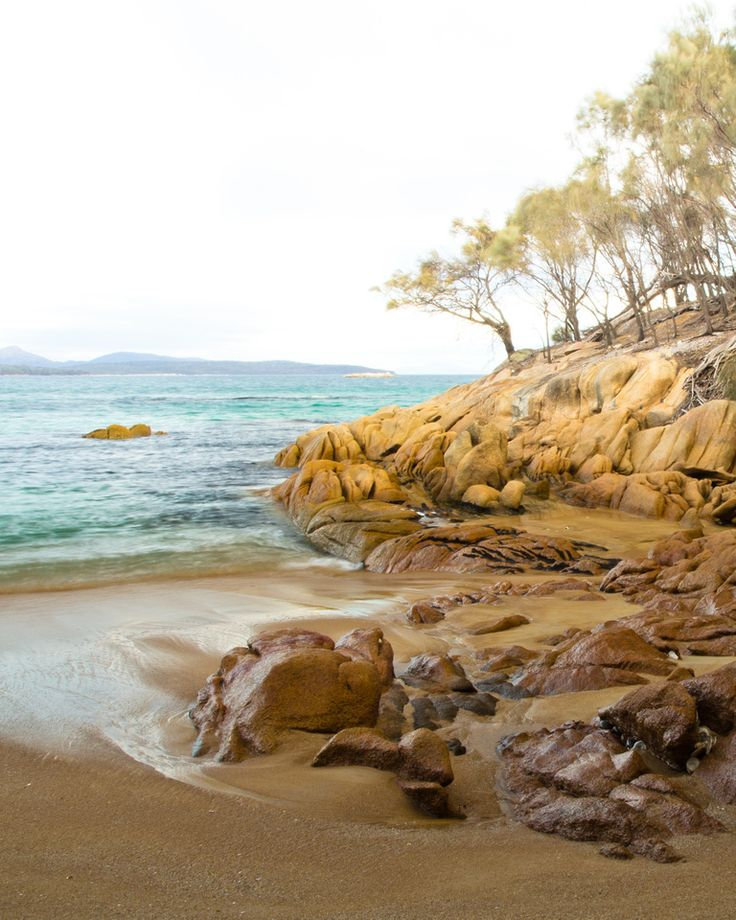 Bay of Fires, Tasmania Tasmania, Fire, Outdoor