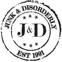 Junk & Disorderly shop in North Shore | vintage treasure trove