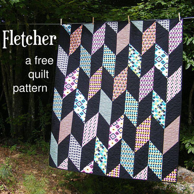 Best 25+ Chevron quilt pattern ideas on Pinterest | Chevron quilt ... : how to make a chevron quilt - Adamdwight.com